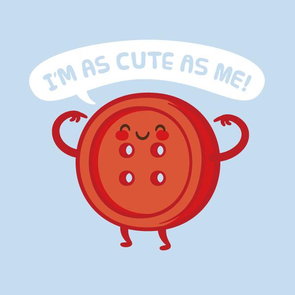 Cute As Me! - Philip Tseng