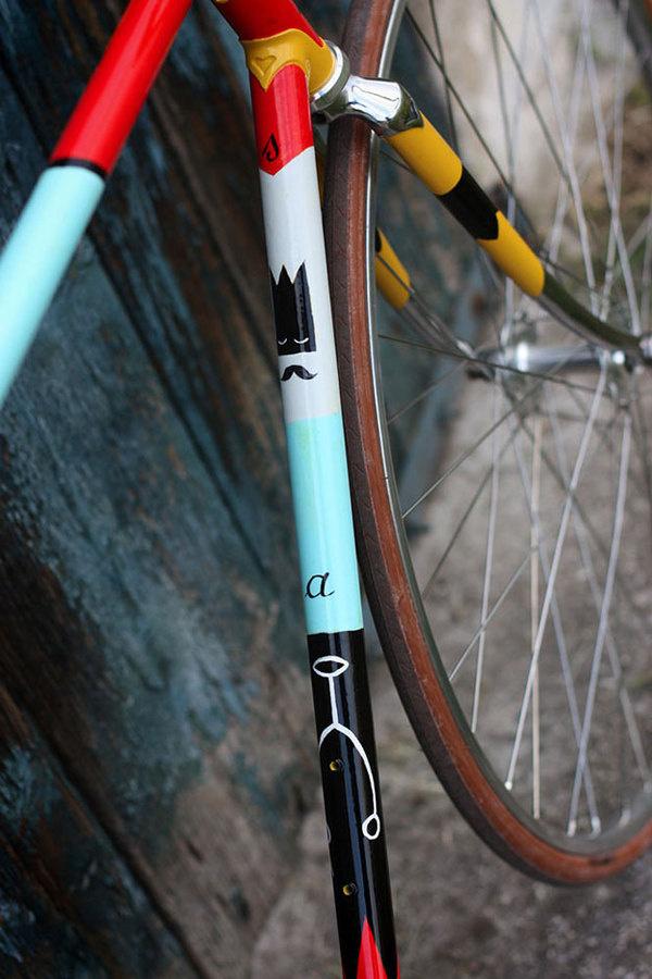 Biascagne Cicli x Riccardo Guasco #bicycle #cycling #bike