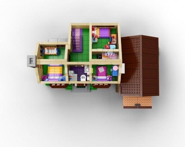 Lego Simpsons Set15 #simpsons #toys #simposons #lego