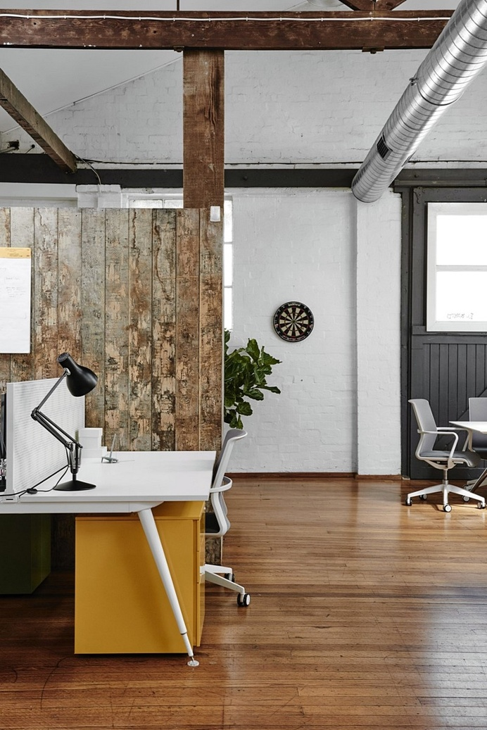 An Inspiring Workplace by We Are Huntly Studio