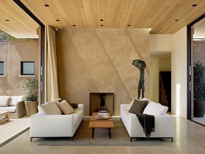 San Anselmo Residence by Charlie Barnett Associates 7