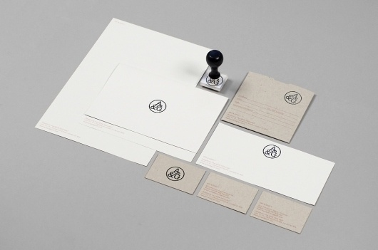 Collective Approach: Brand New Website | September Industry #print #identity #stationery