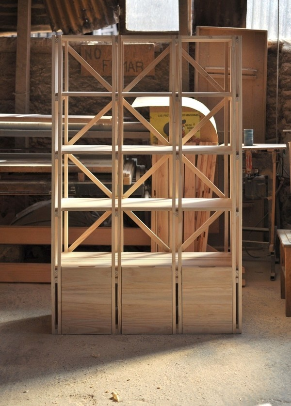 Bookcase B by Sebastian Erazo #minimalist #design #minimalism