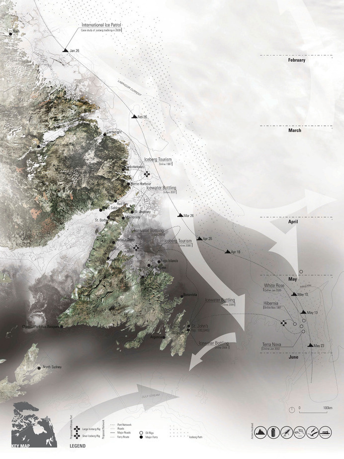 ICEBERG RIGGINGS 2010 - LATERAL OFFICE #landscape