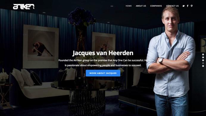 Personal Branding Websites for your portfolio.