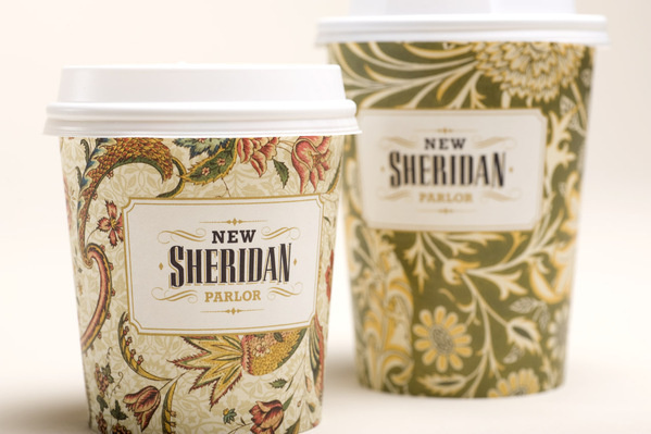 New Sheridan Hotel Branding #urban #influence
