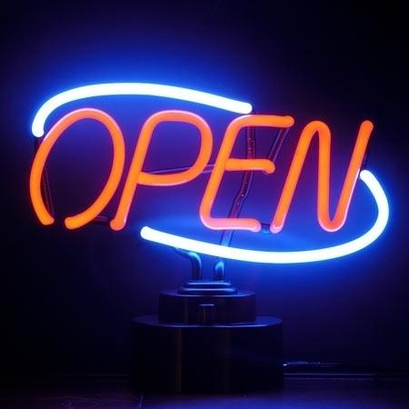 neon-open-signs.jpg 450×450 pixels #open #neon