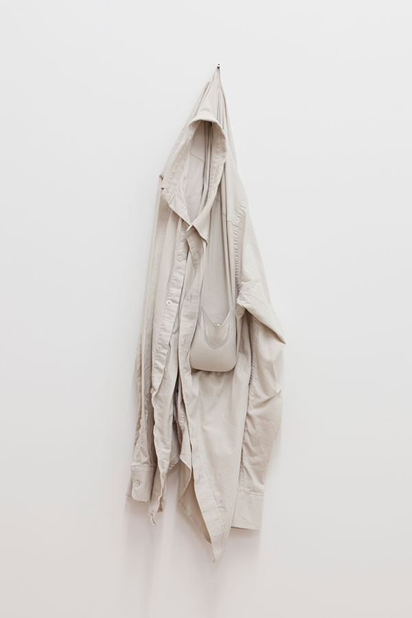 errorezine: Steve Bishop. Untitled, 2015 #jacket #photo #hanging #white