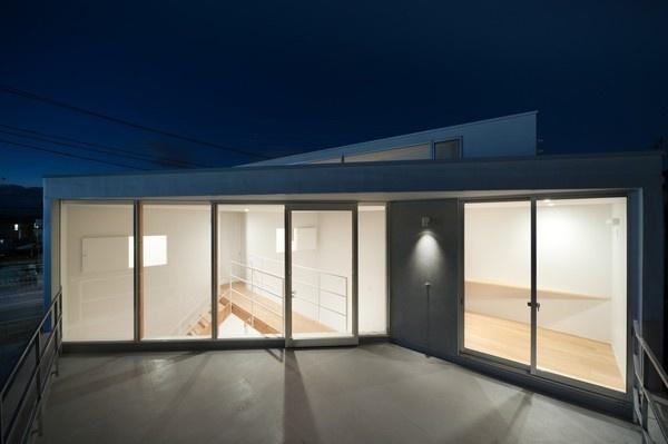 House in Utsunomiya2 by Soeda and Architects #minimalist #house