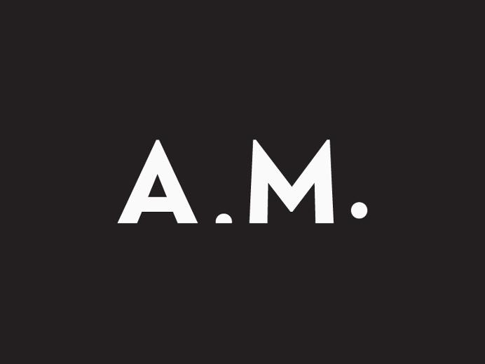 A.M. Studio Logo by Mahmoud Bachir