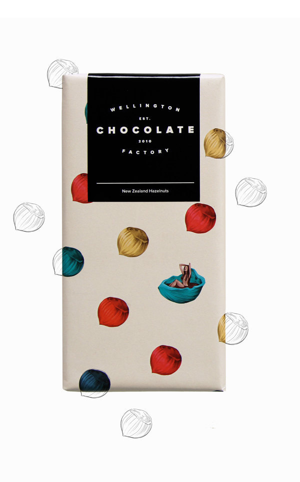 Design;Defined | www.designdefined.co.uk #chocolate #colors #nuts #clean