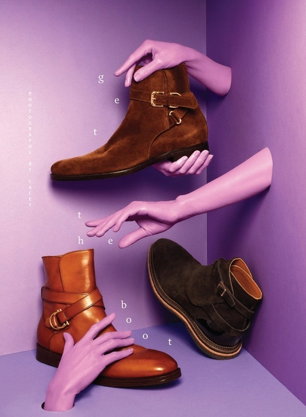 CLM Photography Lacey get the boot #identity
