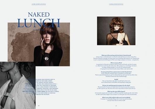 BRUNSWICKER #print #design #graphic