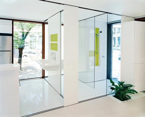 Unique bathroom atmosphere - Bathroom Organization #interior #design #bathroom #bathtub #decoration