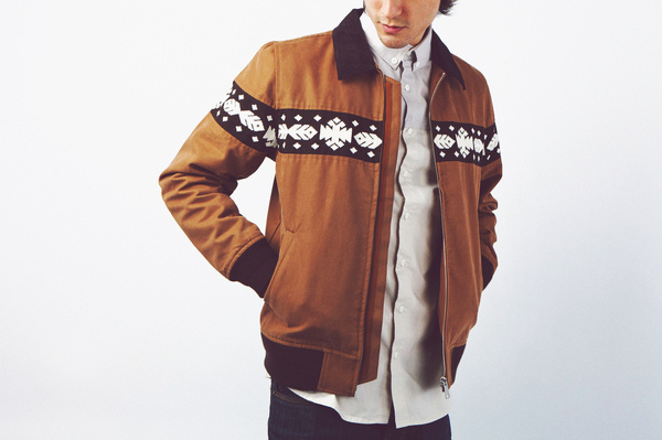 Image of Carhartt Heritage 2013 Spring/Summer Dozier Bomber #fashion #mens #outerwear