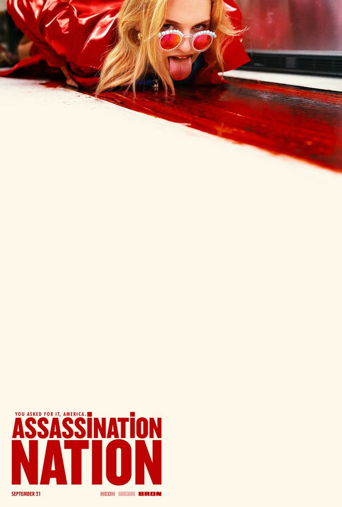 Extra Large Movie Poster Image for Assassination Nation (#1 of 3)
