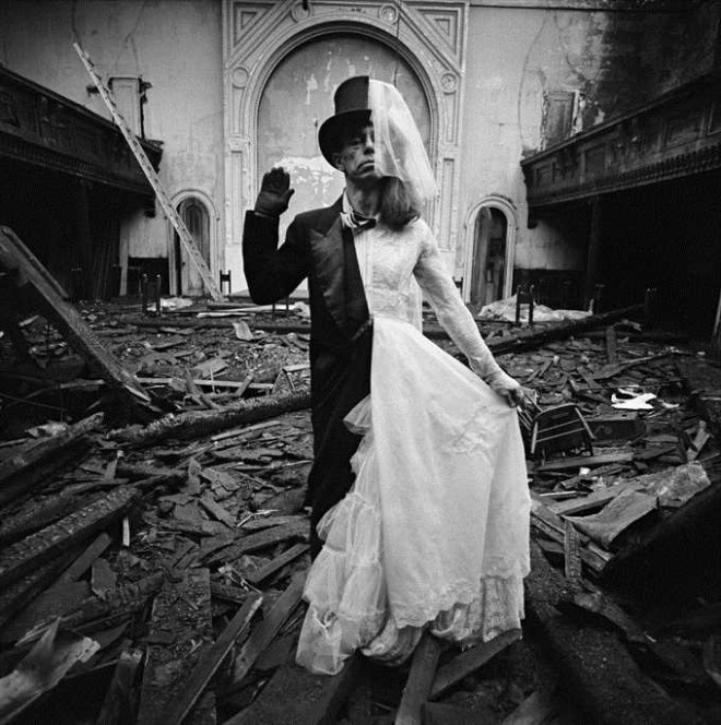 Black and White Photography by Arthur Tress #inspiration #white #black #photography #and