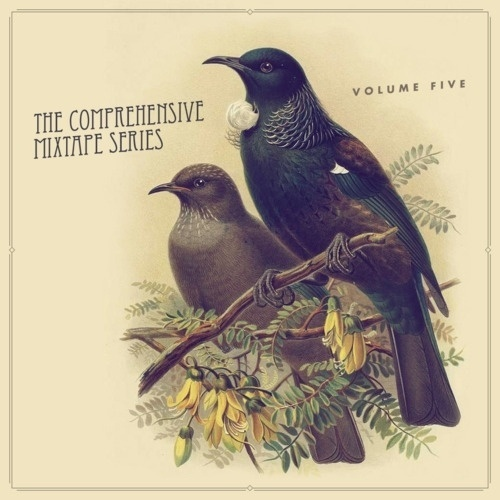 The Comprehensive Mixtape Series (Volume 5) #cover #album #mixtape #art