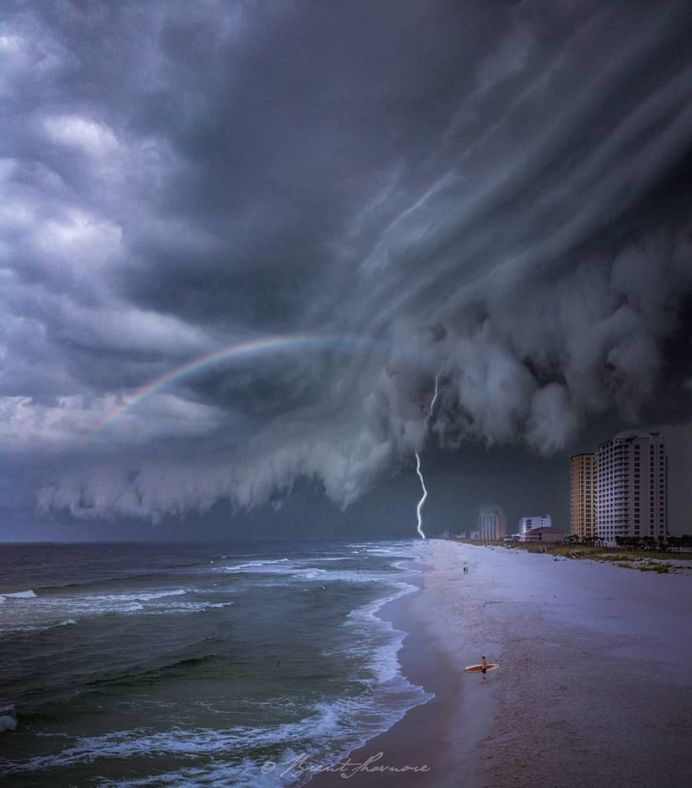 Beaches From A DIfferent World: Dreamlike Landscapes by Brent Shavnore