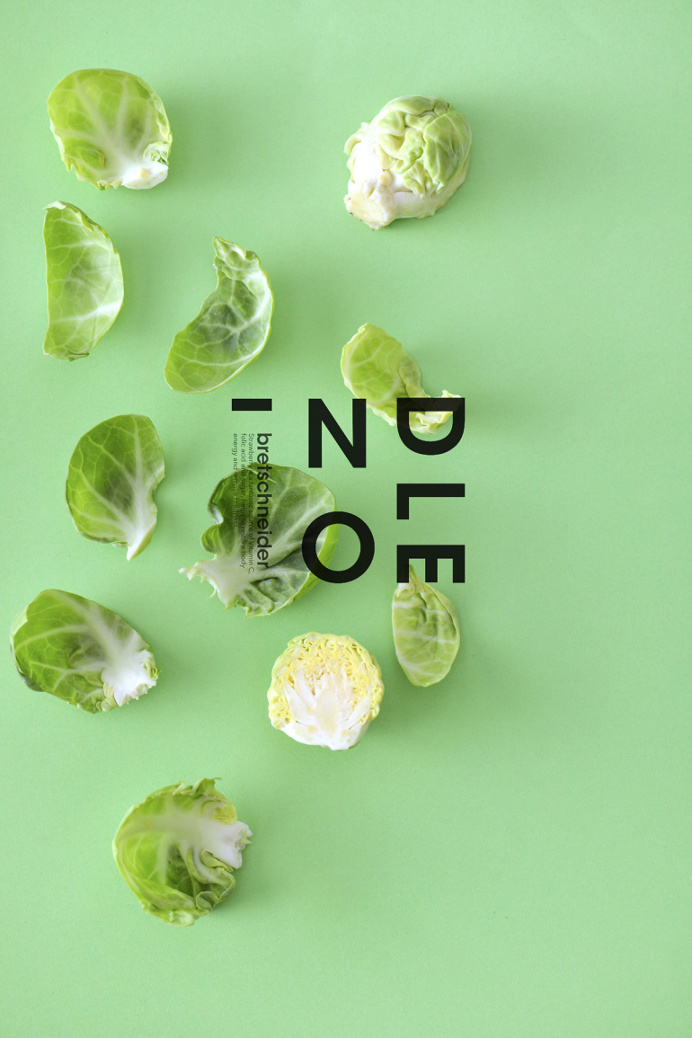 colour food design