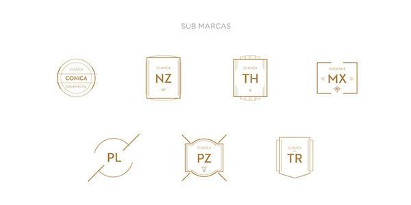 GALO on Behance #branding #stationary #minimalism #simple #brand #identity #art #deco #logo