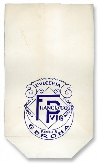 Merde! - Graphic design wete1984: Dulcería Francisco... #design #graphic