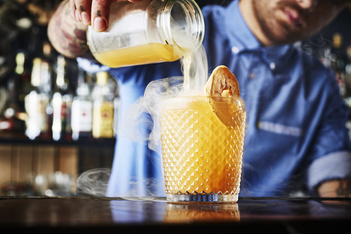 Scott Grummett: Food Photographer & Director based in London. — Cocktails