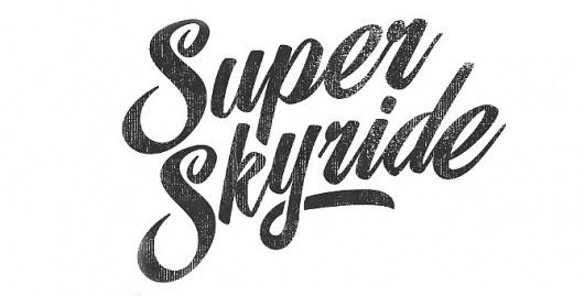 Brandon Rike #lettering #script #typography