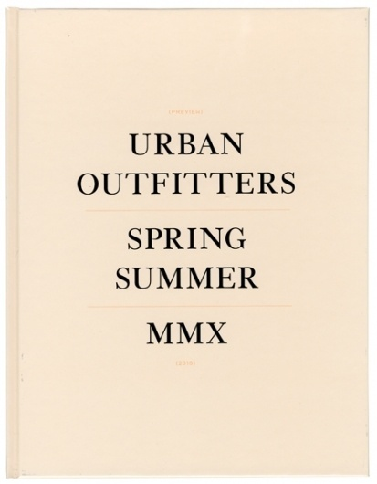 Overview : Monica Nelson #urban #nelson #catalogue #casebound #2010 #fashion #spring #outfitters #monica