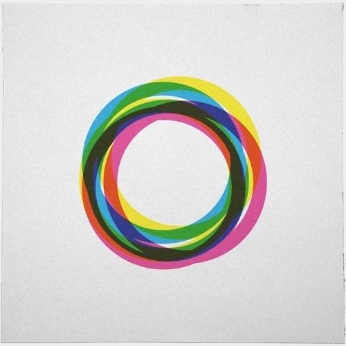 Geometry Daily #geometry #print #geometric #simple #minimal #poster #circle