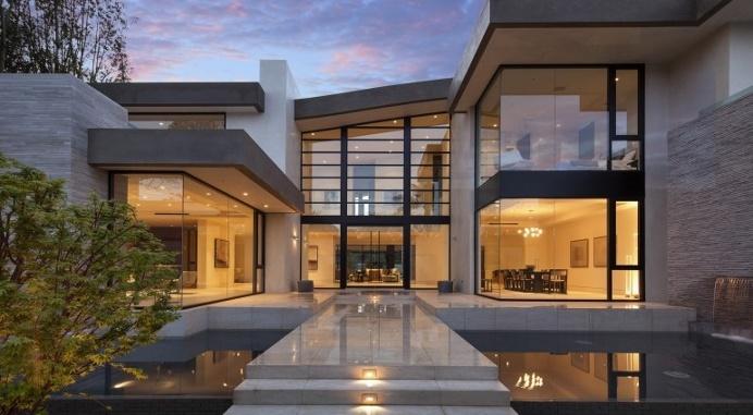 Los Angeles, Laguna Beach Architecture