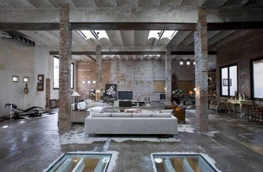 Viviendas - Studio: MINIM - interior design studio and furniture store in Barcelona #interior #loft
