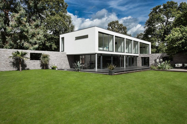 Abbots Way House #architecture