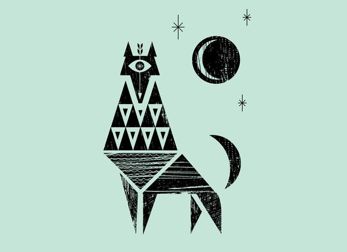 Ross Bruggink #wolf