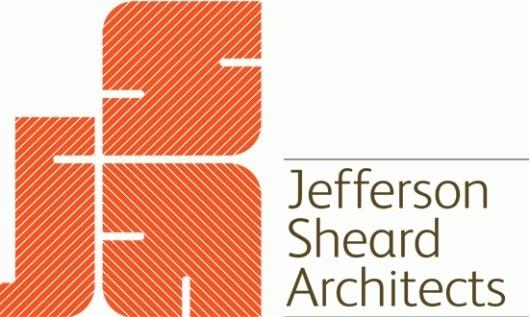 Peter & PaulJefferson Sheard Architects #architect #branding #architects #jefferson #sheard #logo
