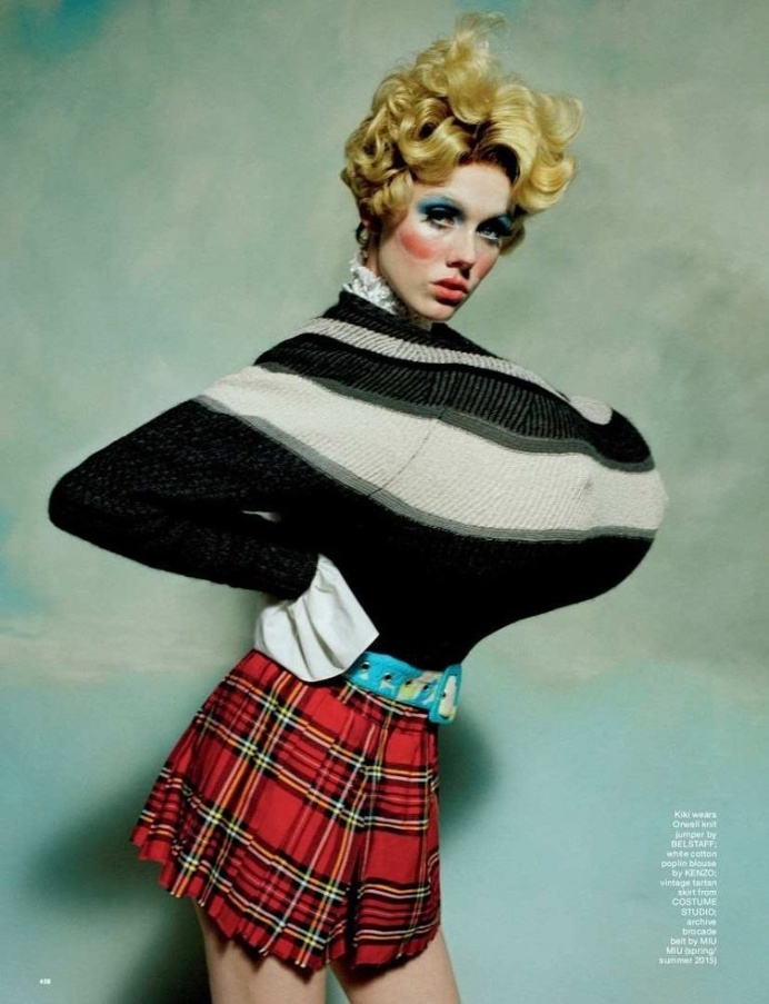 Portrait Of a Lady: New Fashion Series by Tim Walker