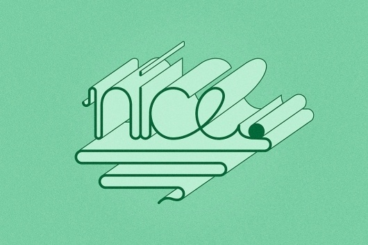 The Phraseology Project - Nice. #design #nice #melton #drew #phraseology #type #typography