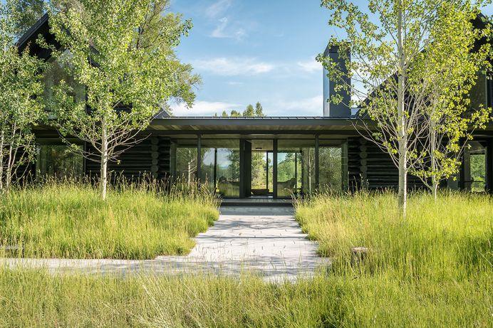 Fishing Cabin   Carney Logan Burke Architecture Firm & Design Studio - WY MT