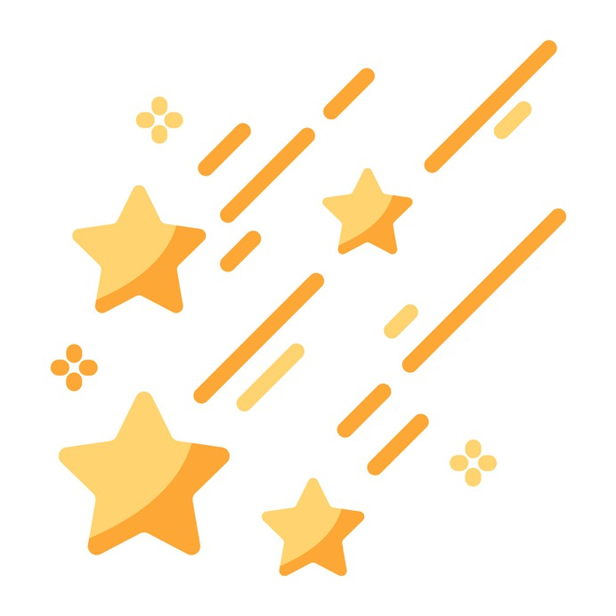 See more icon inspiration related to star, comet, falling star, miscellaneous, stars, meteorology, nature and sky on Flaticon.