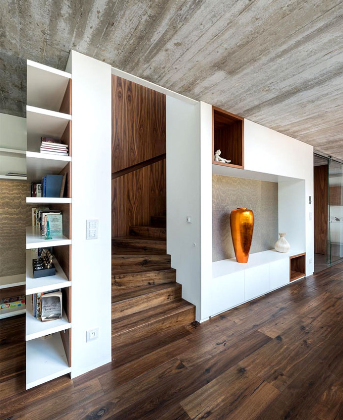 White Cube House by AT26 Architecture and Design Team - - #decor, #interior, #homedecor, #architecture, #house,
