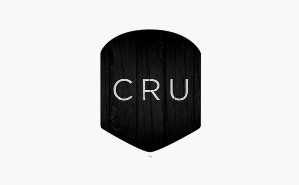 cru logo design #logo #design