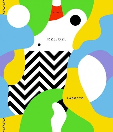 Mr L'Agent - HONET #illustration #design #graphic #pattern