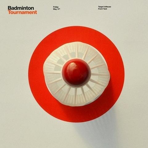 FFFFOUND! | Target Badminton | Flickr - Photo Sharing! #design #graphic