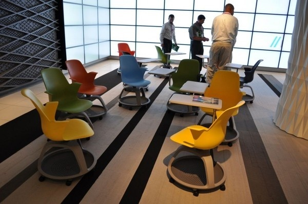 2013 Node Chair Modern #interior #design #decor #home #furniture #architecture