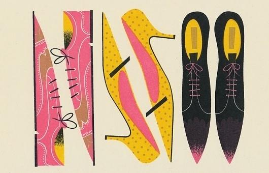 Lab Partners #shoes #illustation