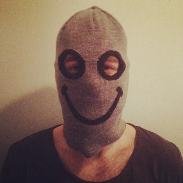 Husband. Web Instagram User » Followgram #instagram #boy #hipster #photograph #indie #mask #face