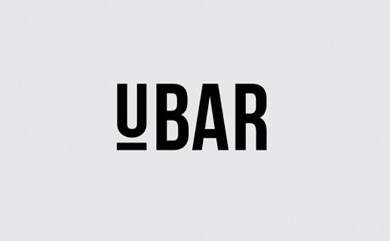 UBAR Logo design #logo #design