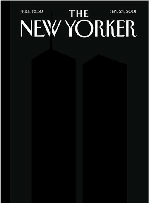 The New Yorker Sept. 24th, 2001 #cover #newyorker #magazine