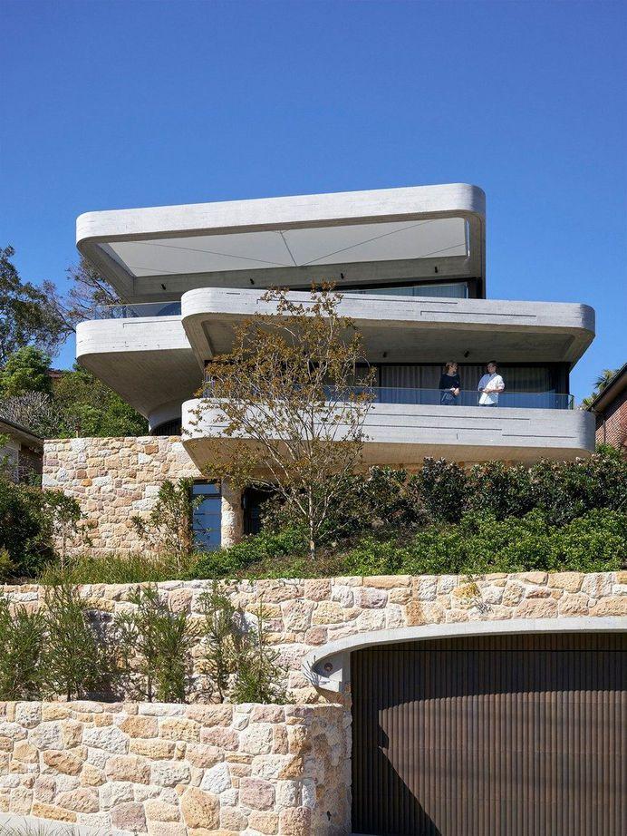 The Books House, Luigi Rosselli Architects