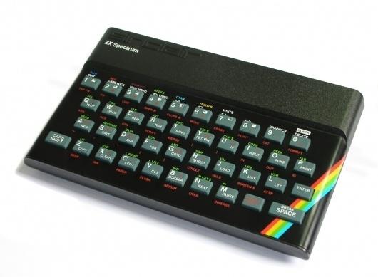 ZXSpectrum48k.jpg (JPEG Image, 2168x1593 pixels) #computer #design #spectrum #games #zx #sinclair